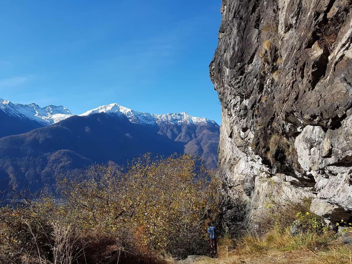 Klettern Kurs-Aufbau Ausbildung