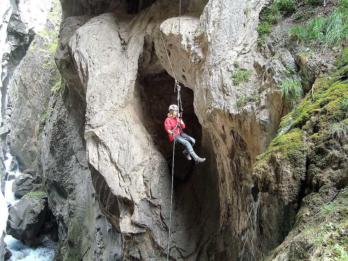 Klettersteig Bietschtal-Schlucht (2)