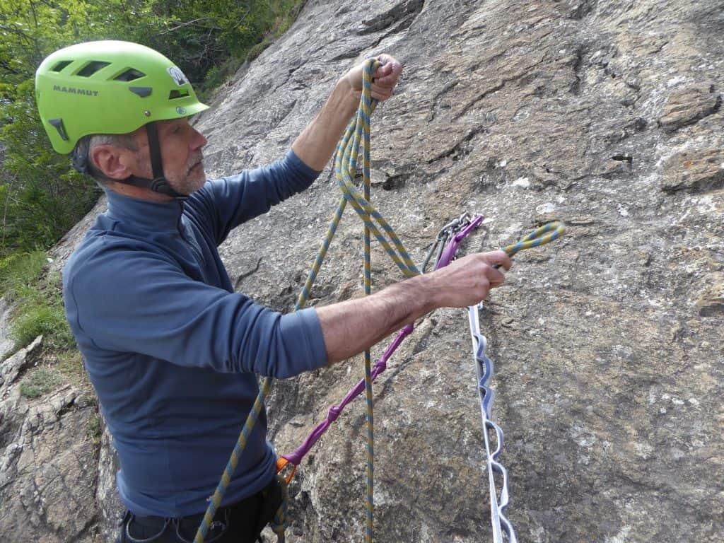 Klettern-Grundkurs
