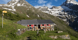 Trekking Bortelhütte-Vegli-Bortelhütte
