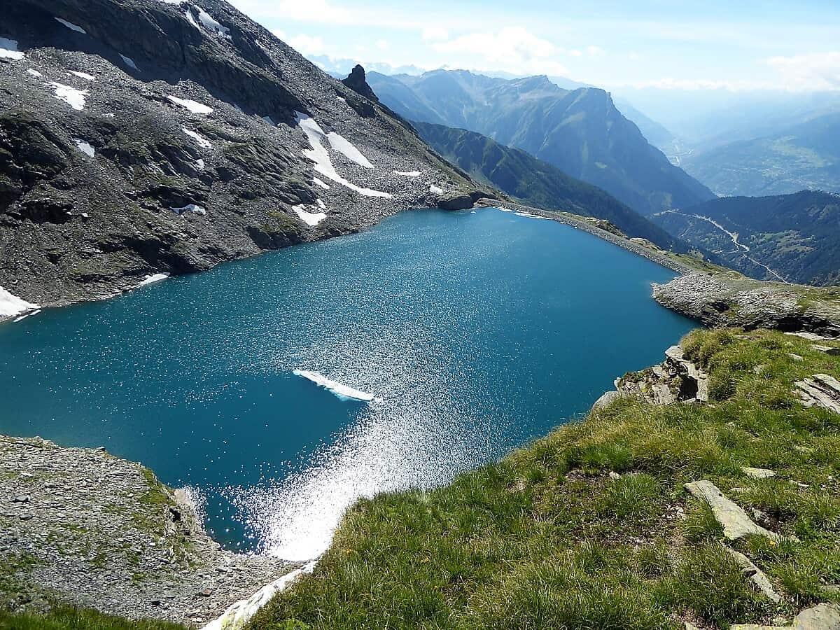 Trekking Bortelhütte-Veglia 1