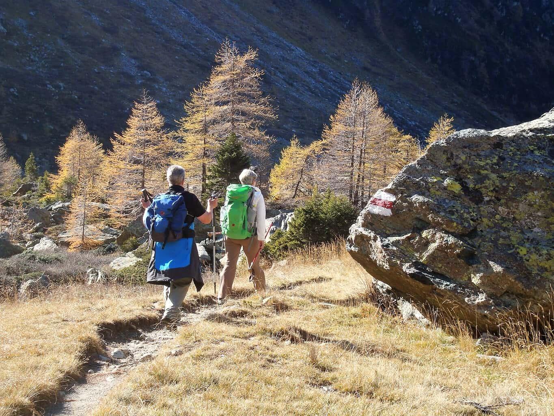 Trekking Bortelhütte-Veglia 4