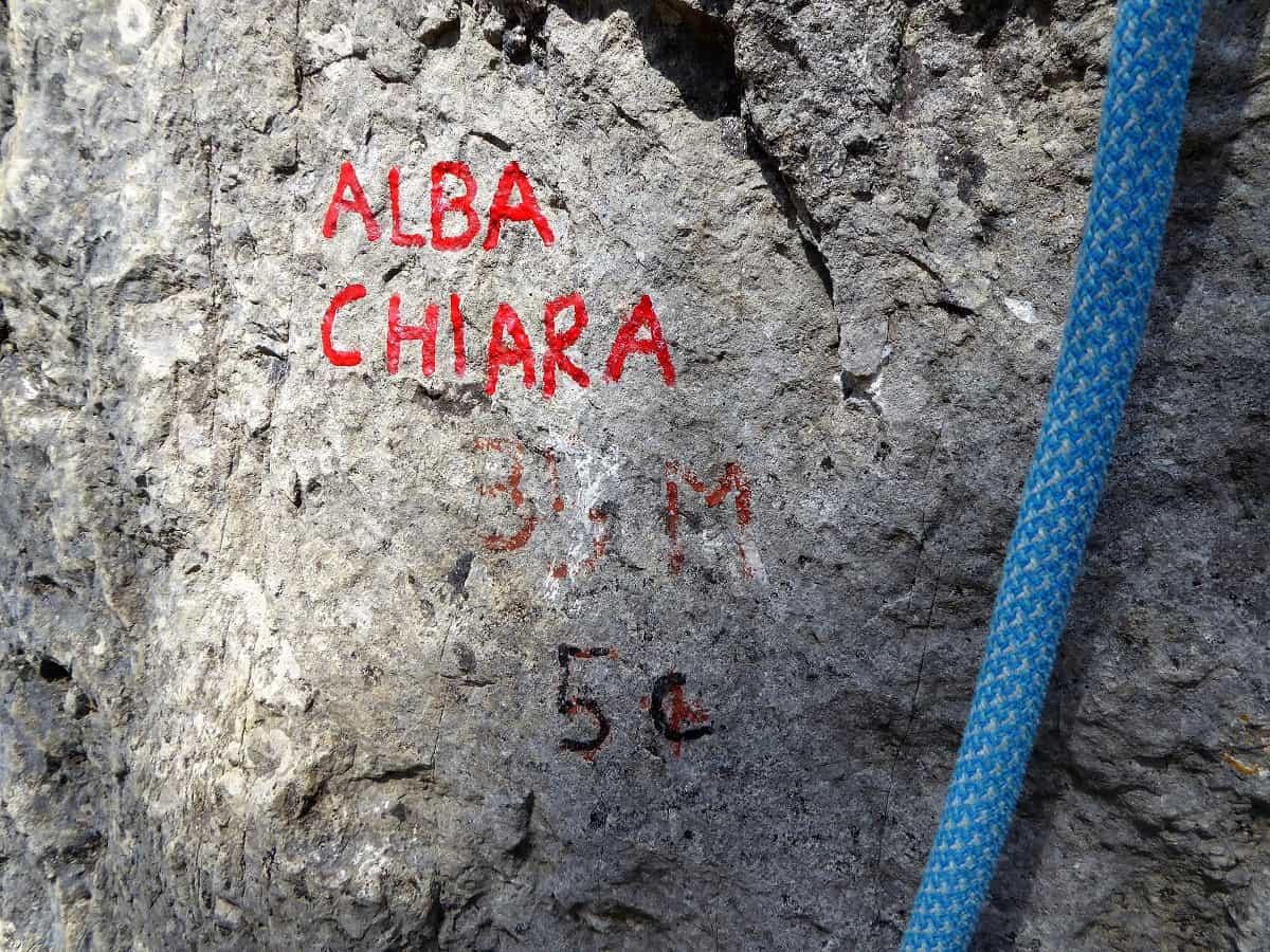 Lecco Klettern 1