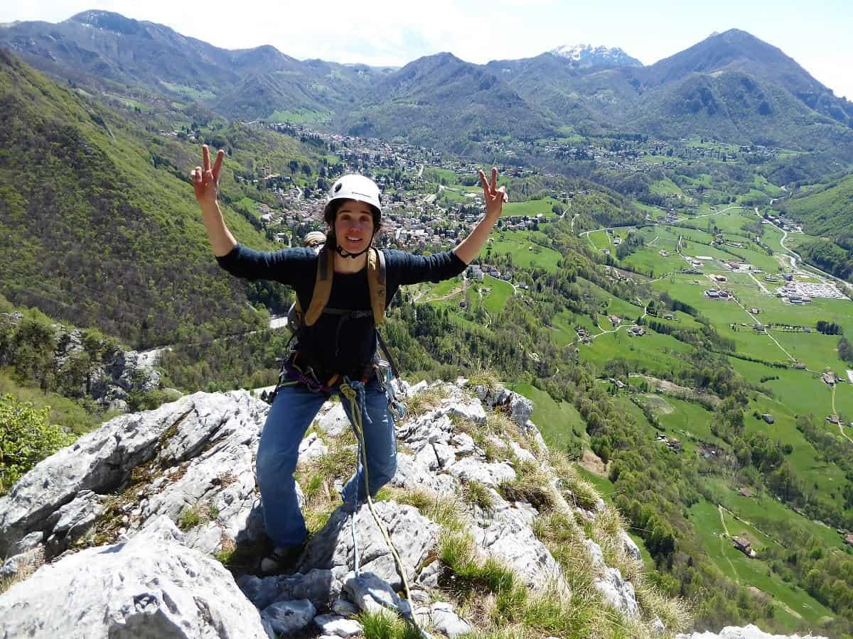 Lecco Klettern 3