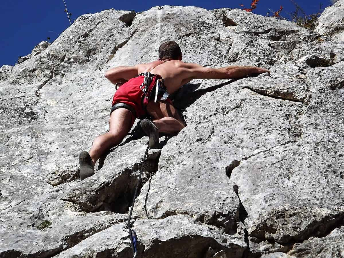 Lecco Klettern 4