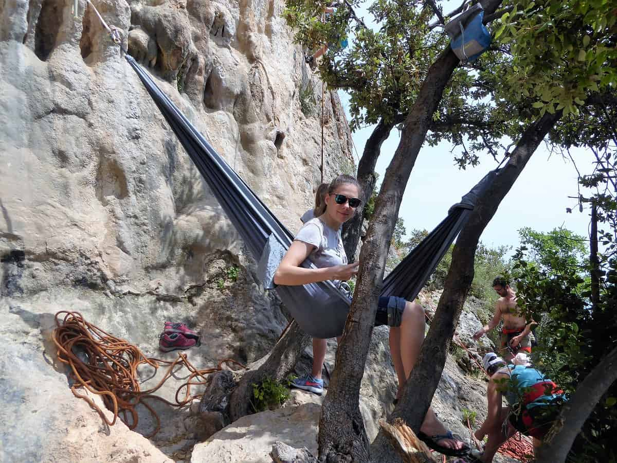 Lecco Klettern 5