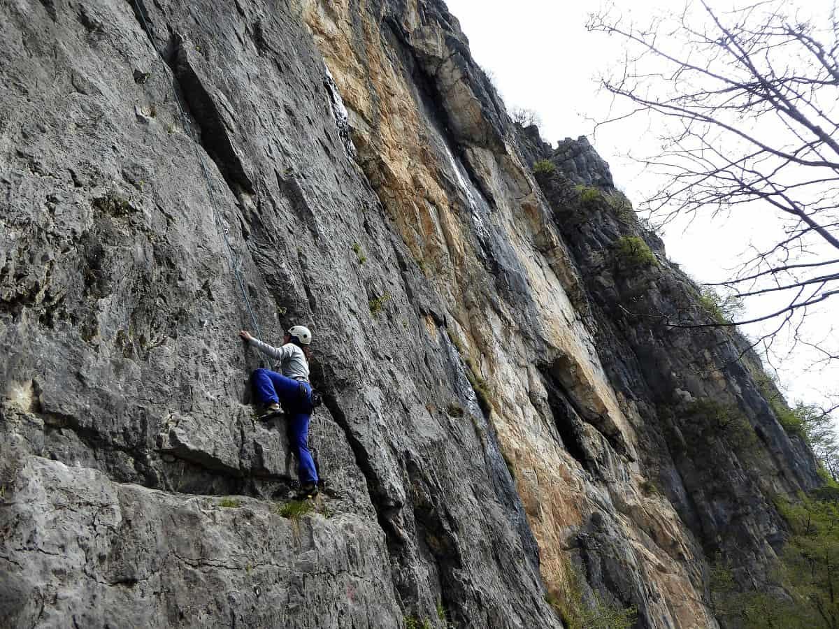 Lecco Klettern 6