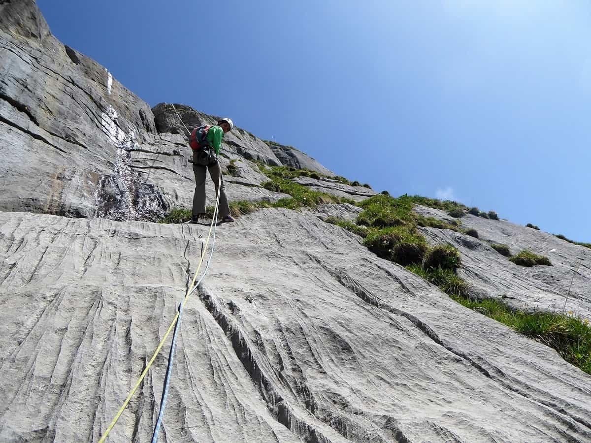 Lecco Klettern 7