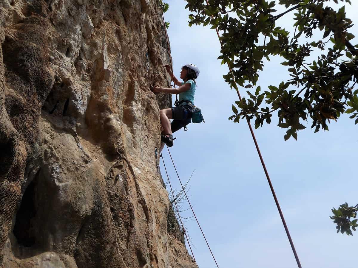 Lecco Klettern 8