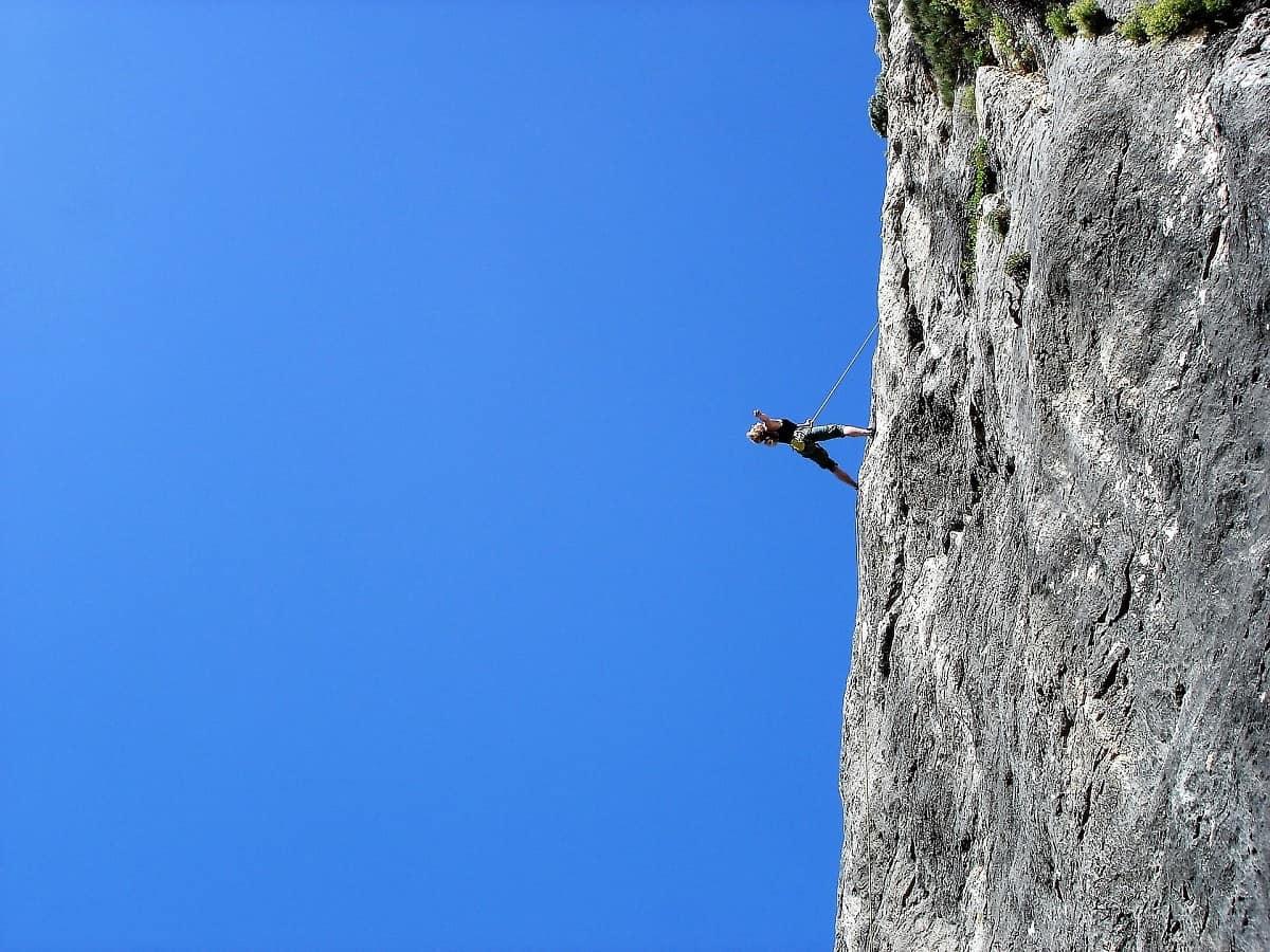 Lecco Klettern