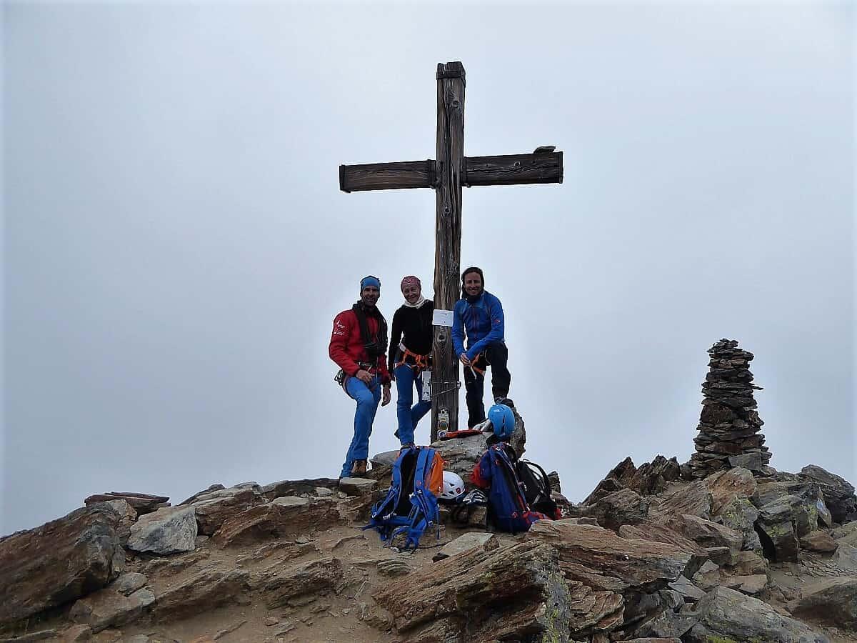 Klettersteig Jegihorn