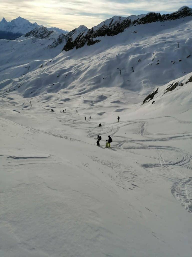 Lawinen-Skitouren-Grundkurs