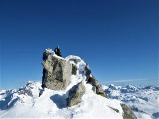 Grosses Schinhorn Binntal