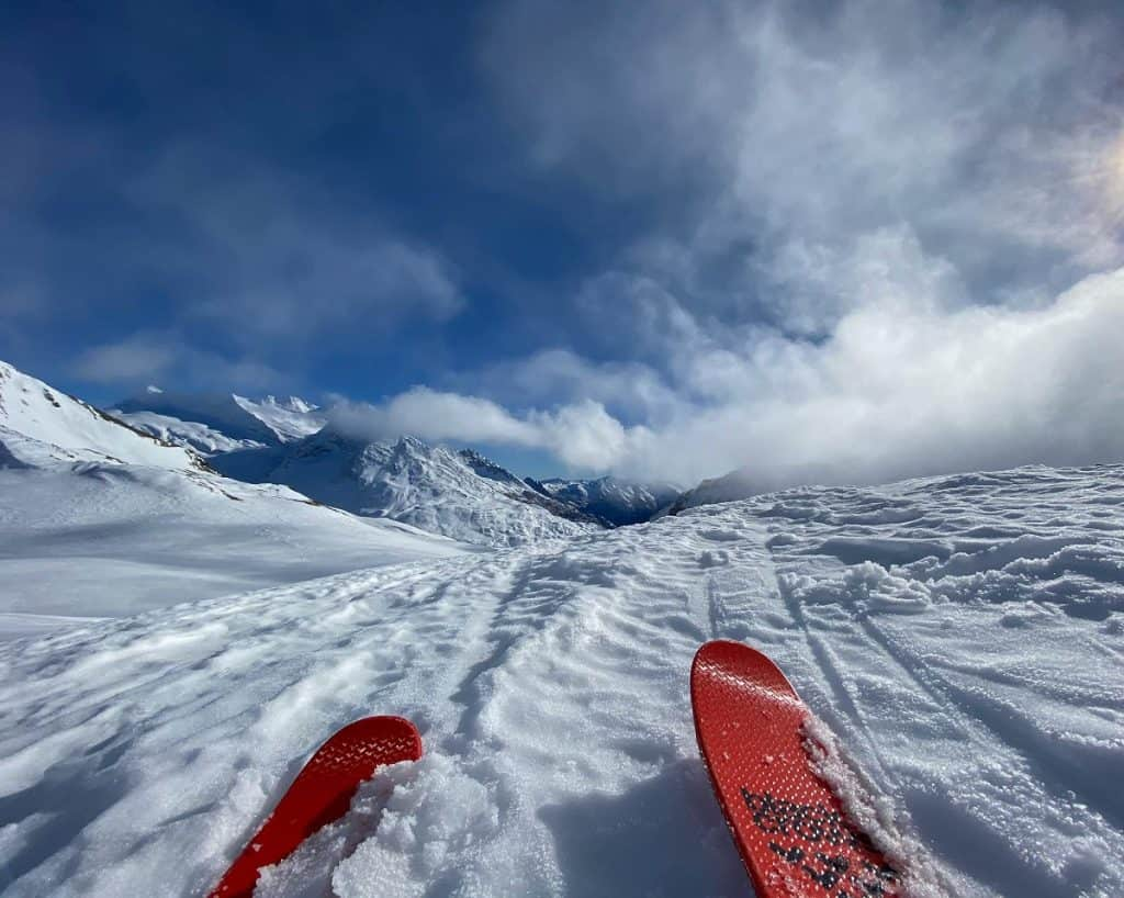 Skitouren-Grundkurs Simplon