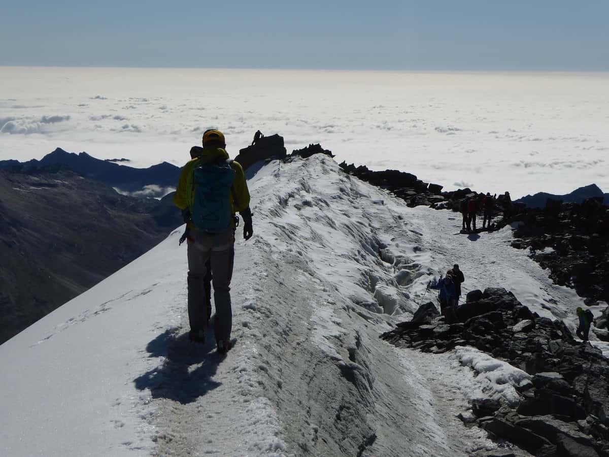 Bergsteigen lernen 11