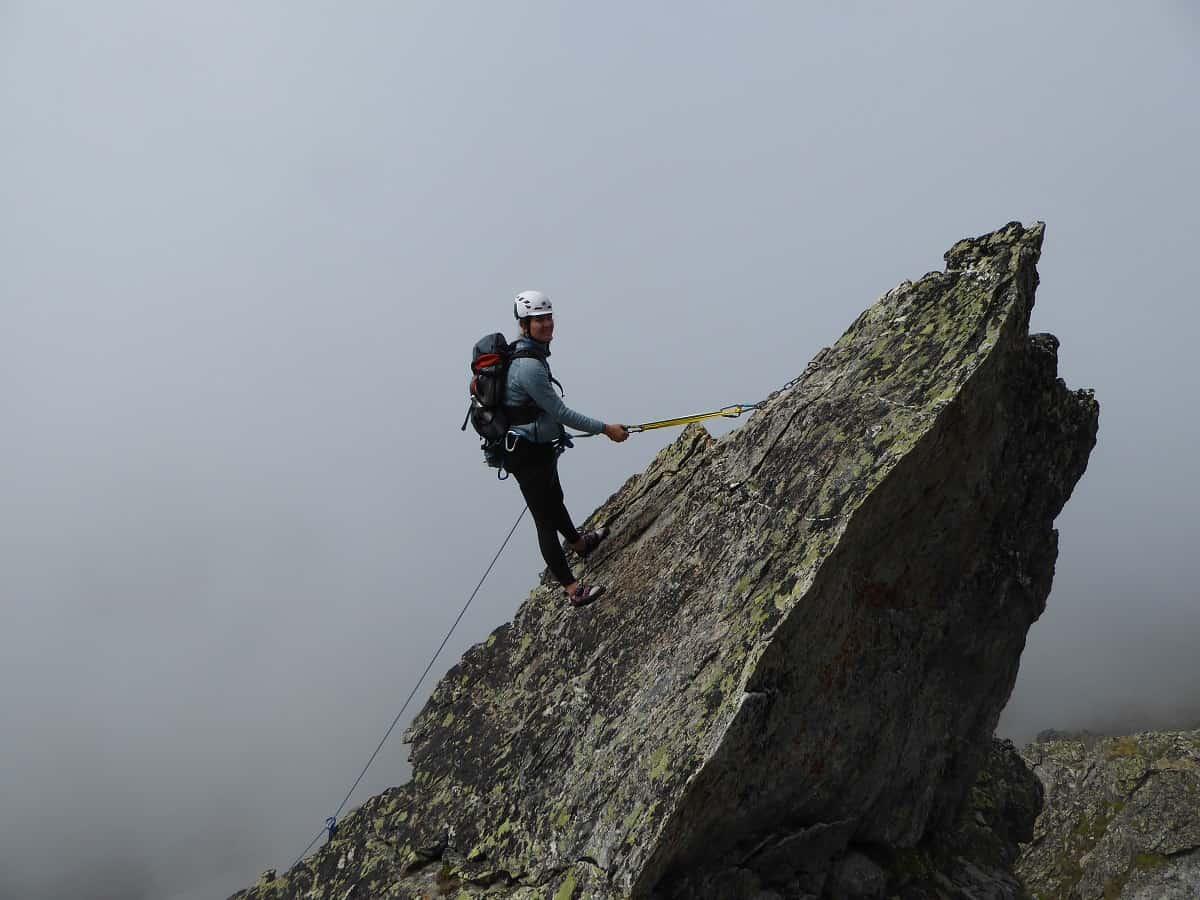 Bergsteigen lernen 13