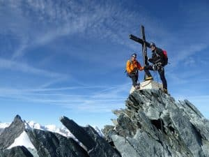 Bergsteigen lernen 3