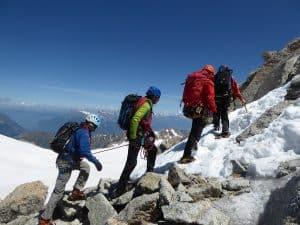 Bergsteigen lernen 5