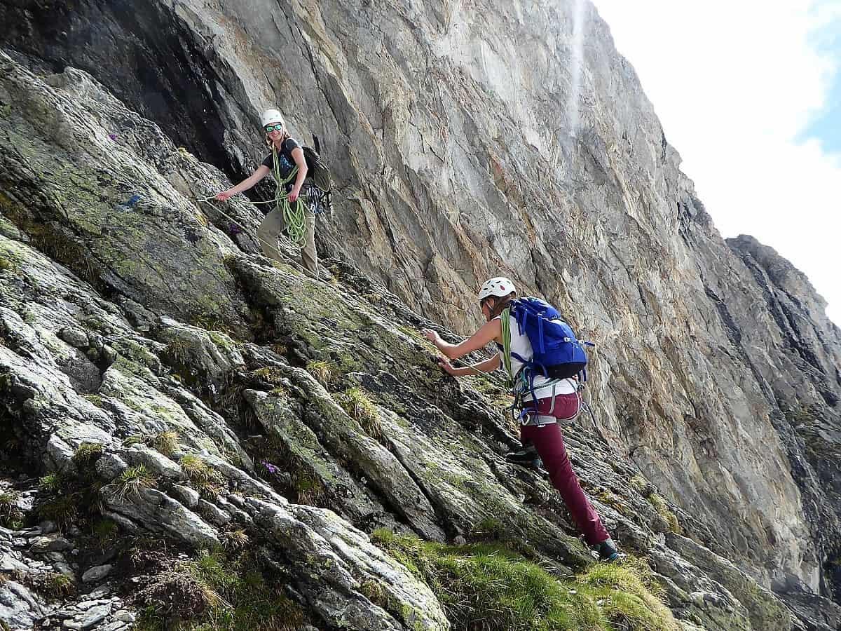 Bergsteigen lernen 7