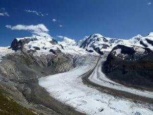 Monte-Rosa-Hütte Gletschertrekking 2