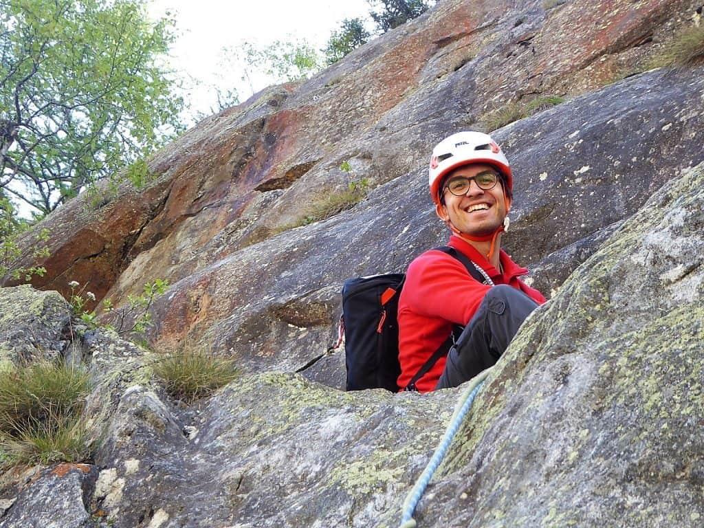 Mehrseillängen-Klettern-Kurs