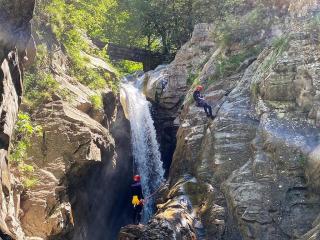Canyoning Zwischbergen