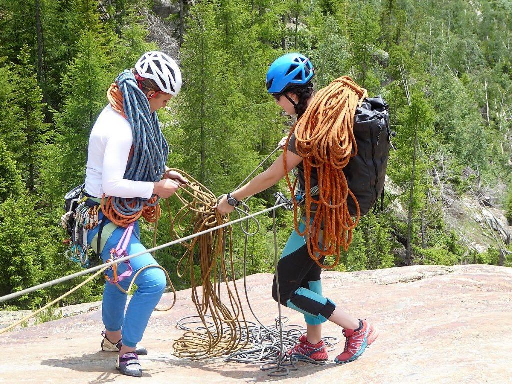 Klettern Fieschertal