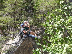 Klettersteig Kurs Bietschi-Schlucht