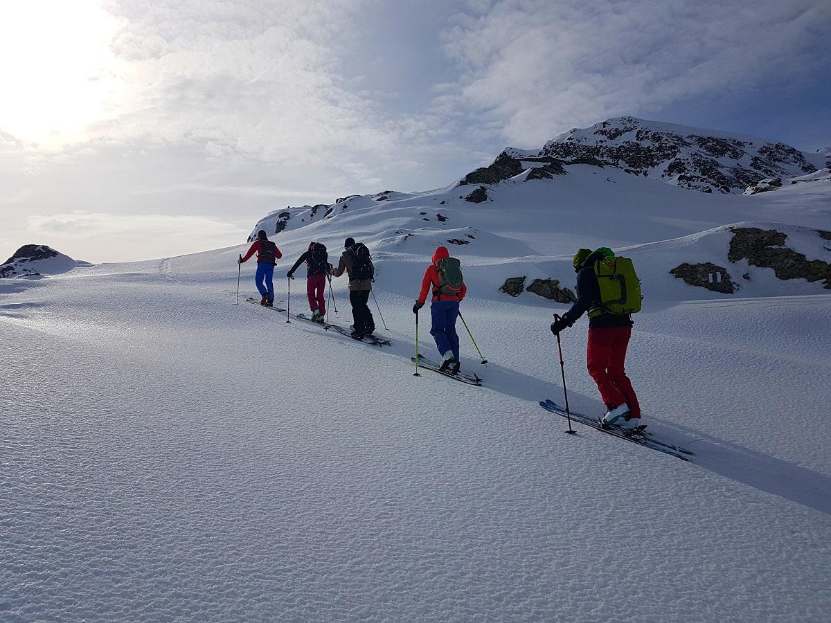 Skitouren Erlebnis Simplonpass 7