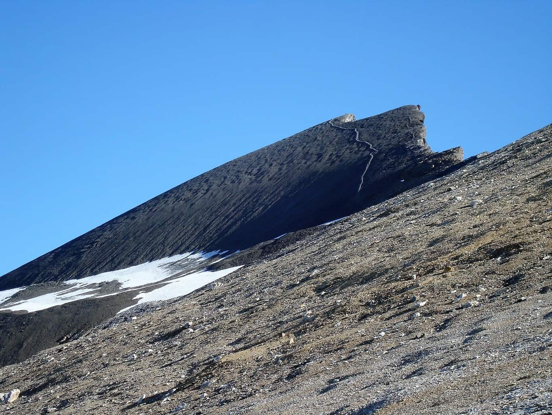 Wandern Barrhorn 3610m