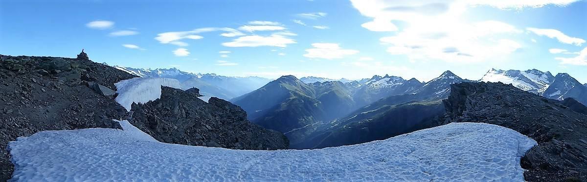 Alpin Wandern Simplon
