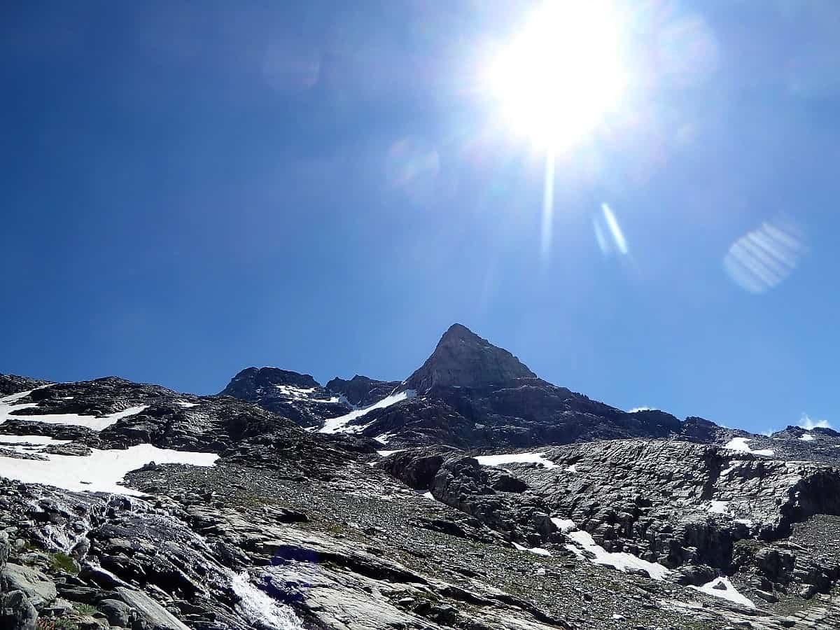 Breithorn Simplon