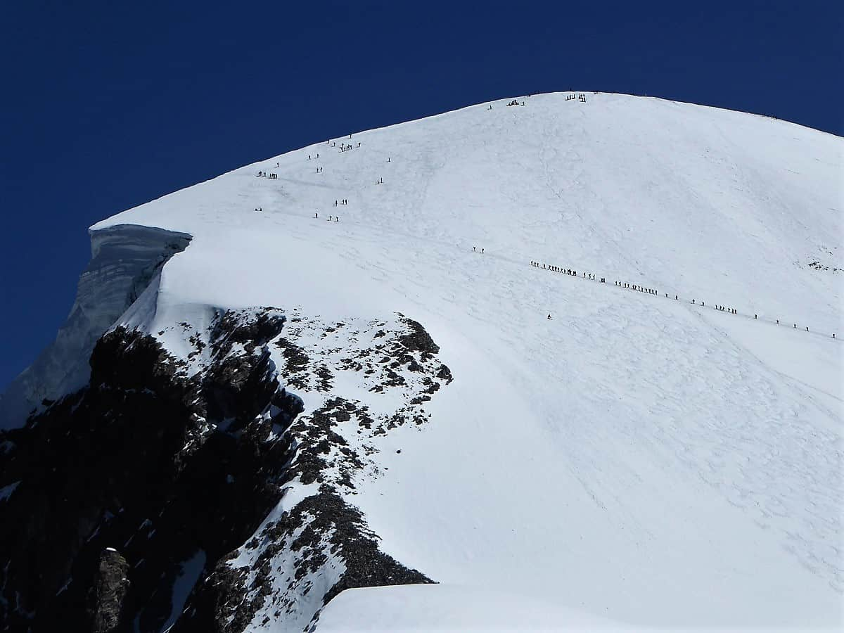 Breithorn Zermatt