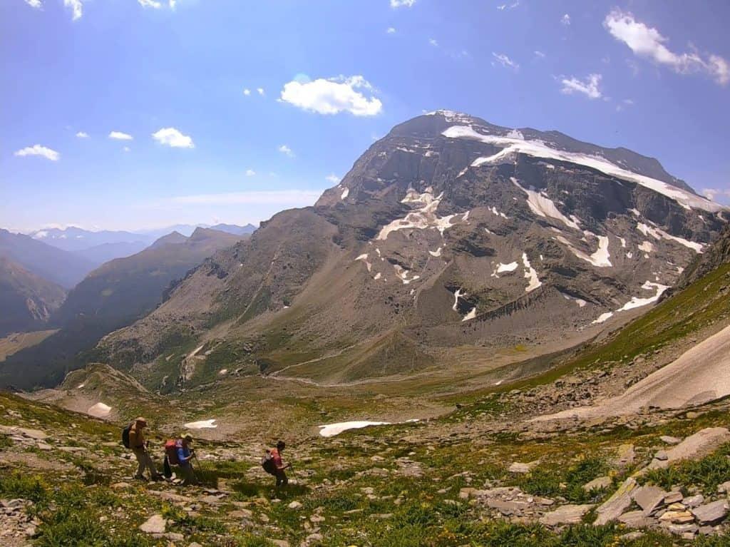 Bortel-Veglia Trekking Simplon