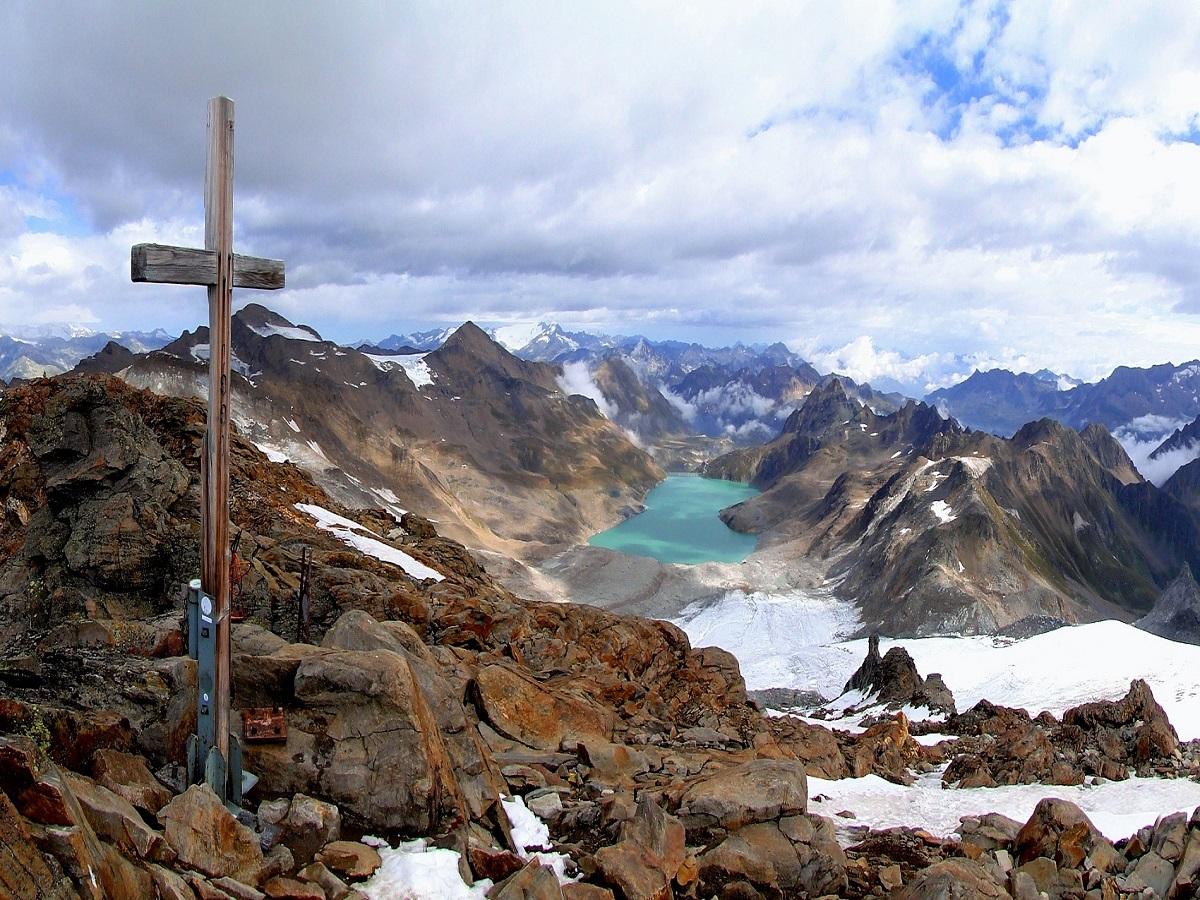 Gletscher-Trekking Tour du Soleil - Kopie