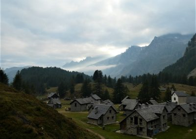 Crampiolo Trekking Binntal-Devero
