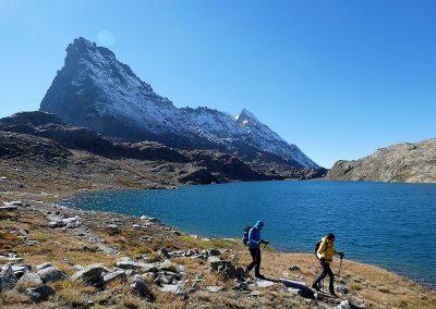 Geisspfadsee Trekking Binntal-Devero