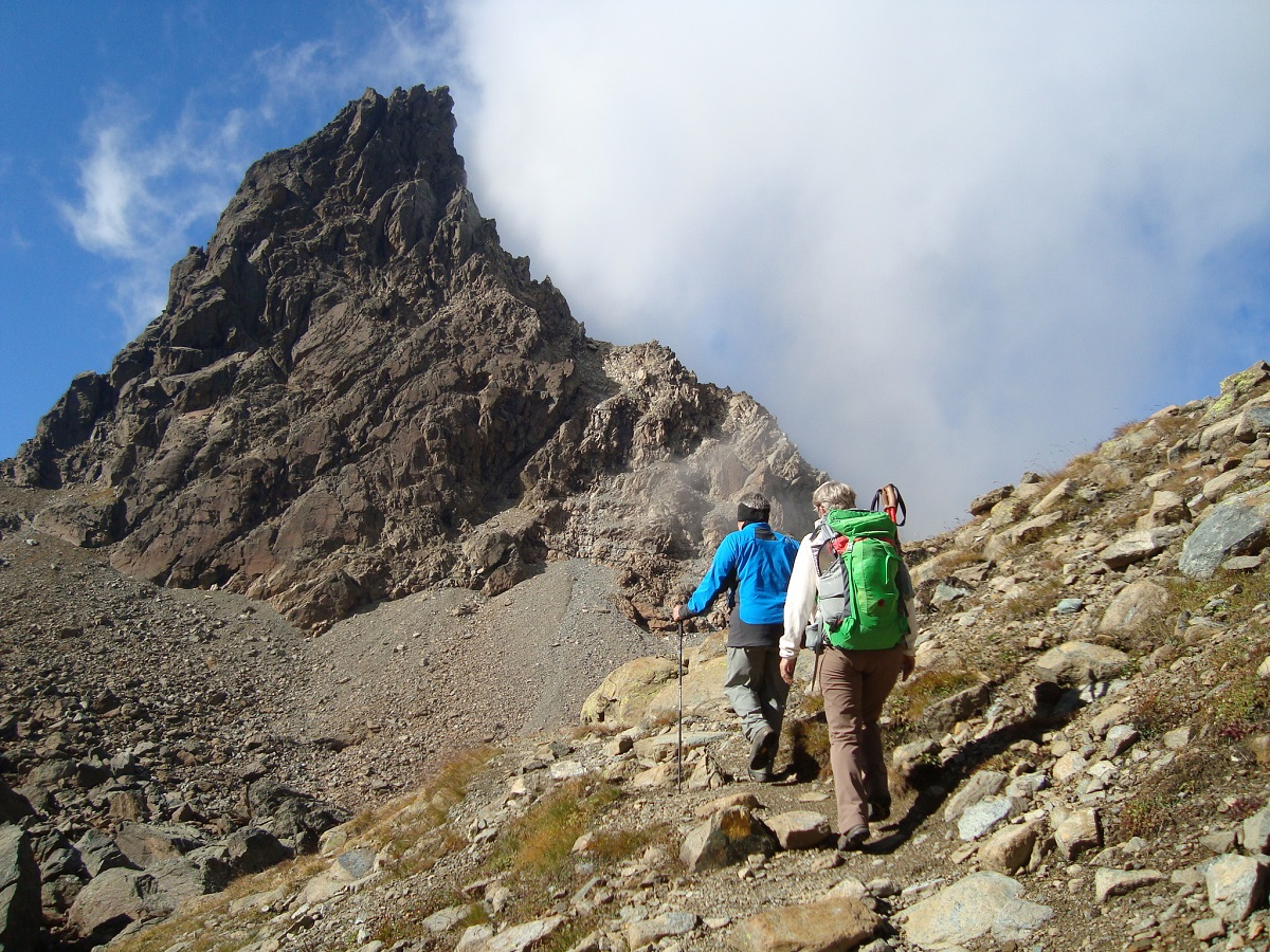 Trekking Binntal-Devero 8